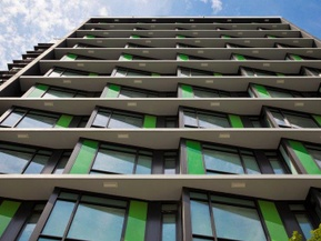picture from 1249 Howe Street project - McLaren Housing Society