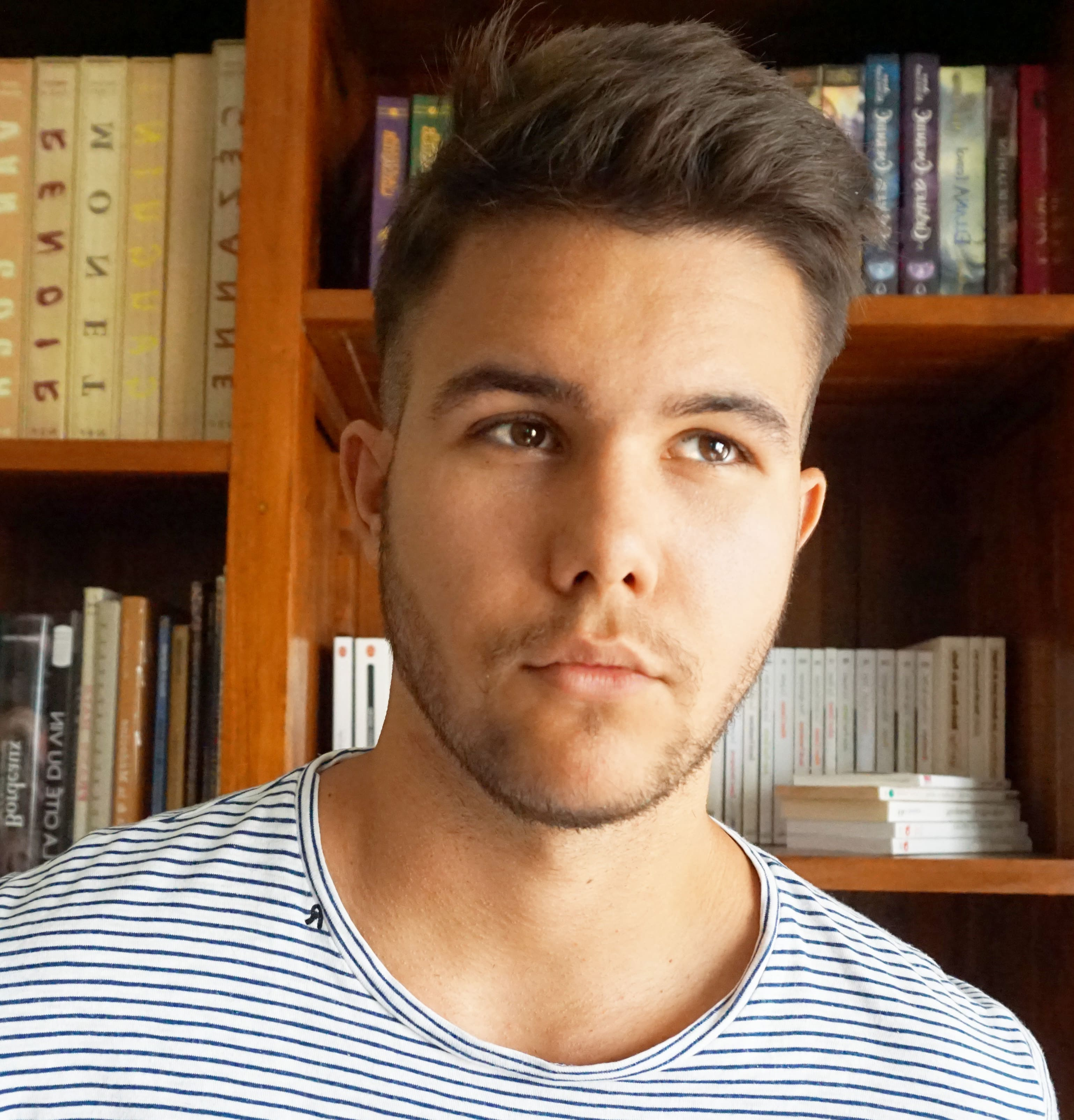 Enzo Ustariz, Le Designer du Web