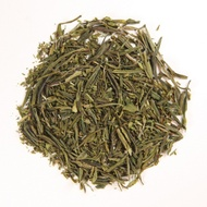 India mandarin green Darjeeling from Happy Lucky's Tea House