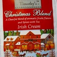 Irish Cream from Timothy's