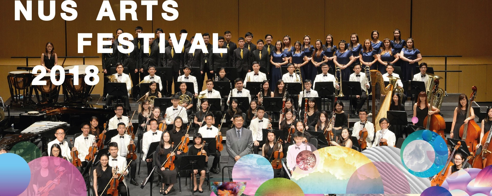 Ode To Joy (NUS Arts Festival 2018)