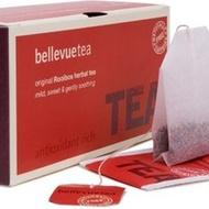 Rooibos herbal tea from Bellevue tea