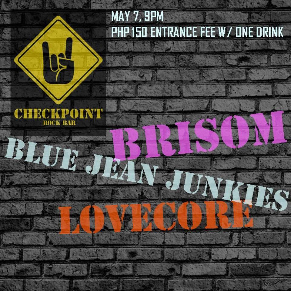 Brisom, Blue Jean Junkies, Lovecore