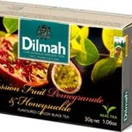 Passion Fruit Pomegranate & Honeysuckle from Dilmah