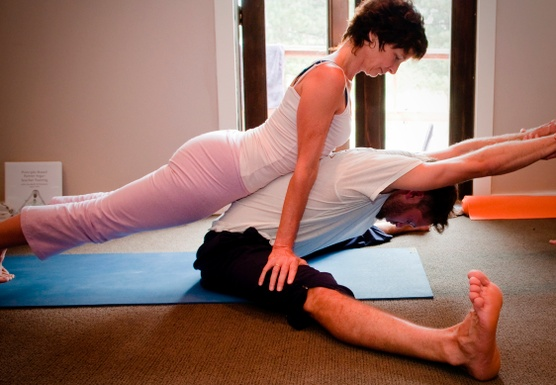 Level I & II Principle-Based Partner Yoga™ Teacher Training