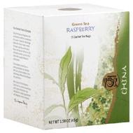 Raspberry Blend Green Tea from Wegmans