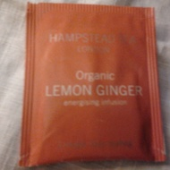 Organic Lemon Ginger by Hampstead Tea London from Hampstead Tea