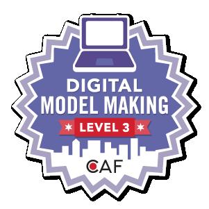 Digital Model Making - Level 3