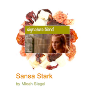 Sansa Stark from Custom-Adagio Teas