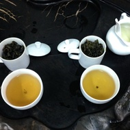 Mr. Lin's Lightly Roasted Dong Ding Oolong (Inaugural Winter Harvest 2014) from Eco-Cha Artisan Teas