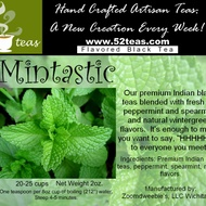 Mintastic from 52teas