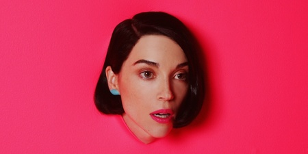 St. Vincent's new album will be a stripped down version of 'MASSEDUCTION'