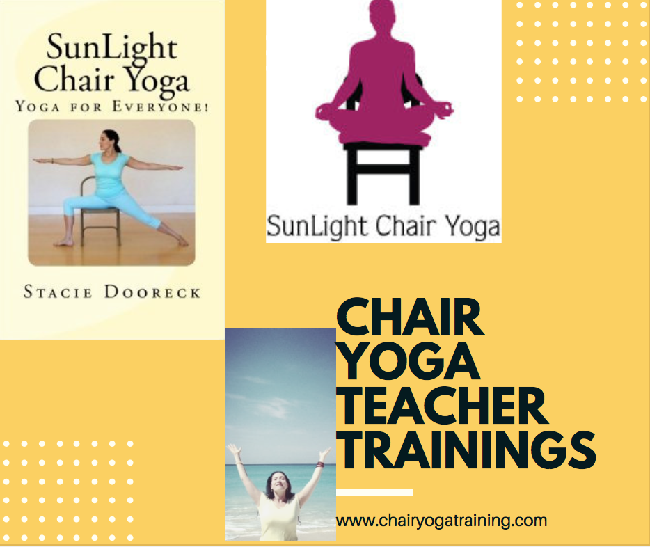 Chair Yoga teacher trainings