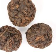 Pu Erh Pearls from Adagio Teas