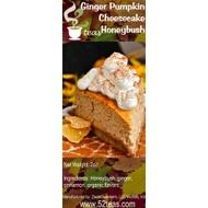 Ginger Pumpkin Cheesecake Honeybush from 52teas
