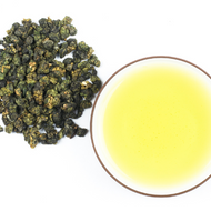 "Organic Jin Xuan ""Golden Daylily"" Oolong from Mandala Tea"