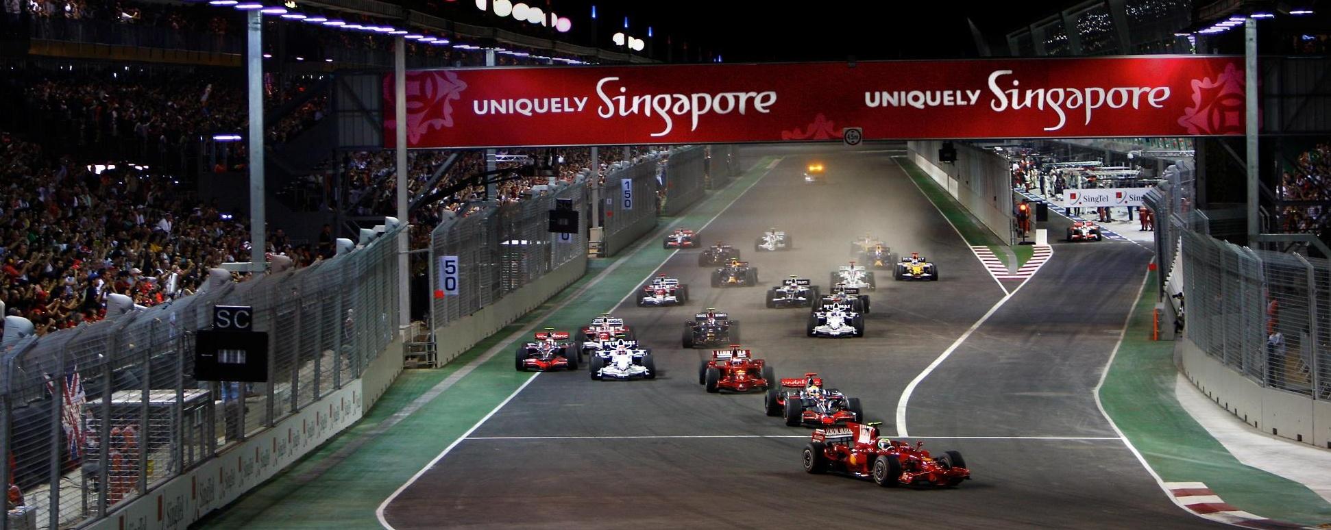 2015 FORMULA 1 SINGAPORE GRAND PRIX