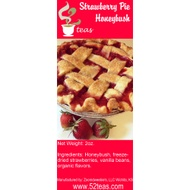 Strawberry Pie Honeybush from 52teas