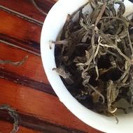 The Home for Butterflies-LanCang Rier Basin- XiGui ManLu Mountain Ancient Tea Tree 2013 昔歸古樹 from TanLong Tea
