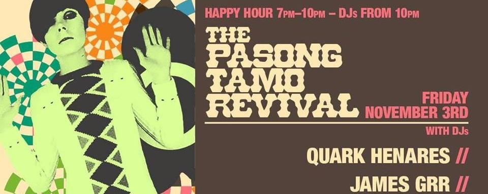 The Pasong Tamo Revival