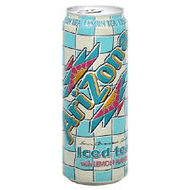 Iced Tea with Lemon Flavour from Arizona