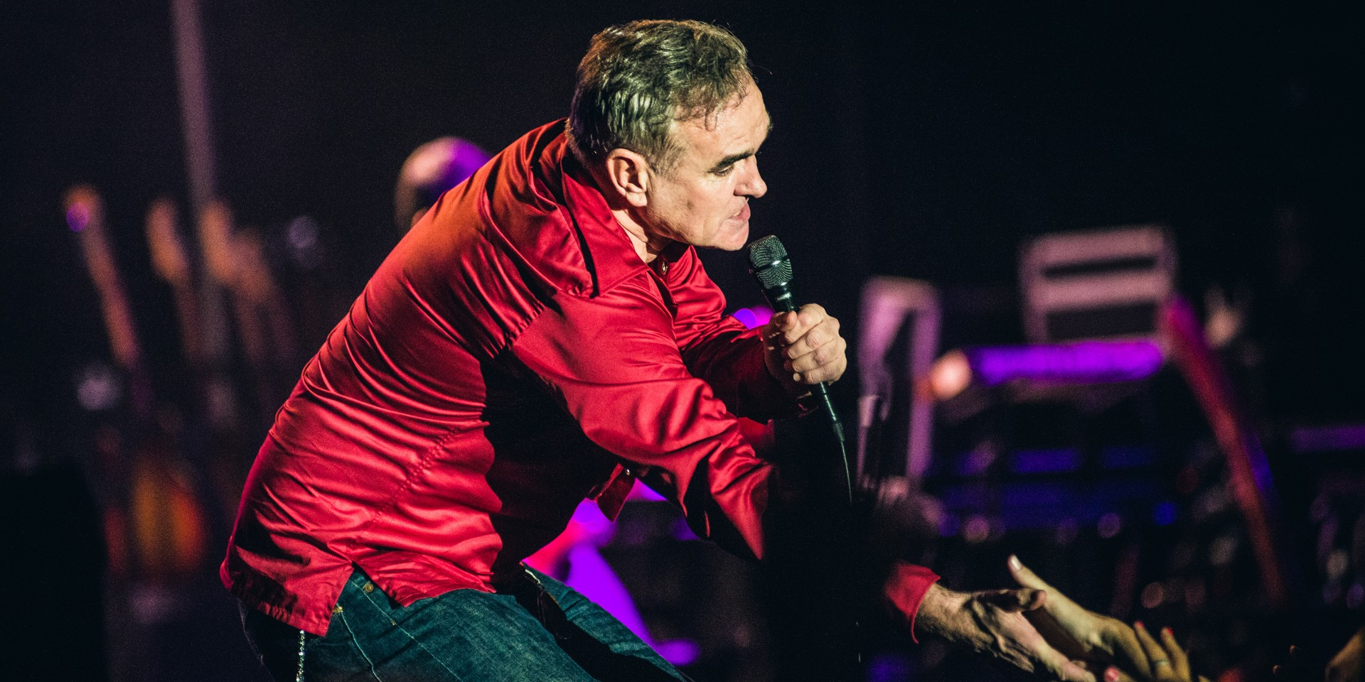 GIG REPORT: Morrissey settles in on solo legacy with second Singapore show
