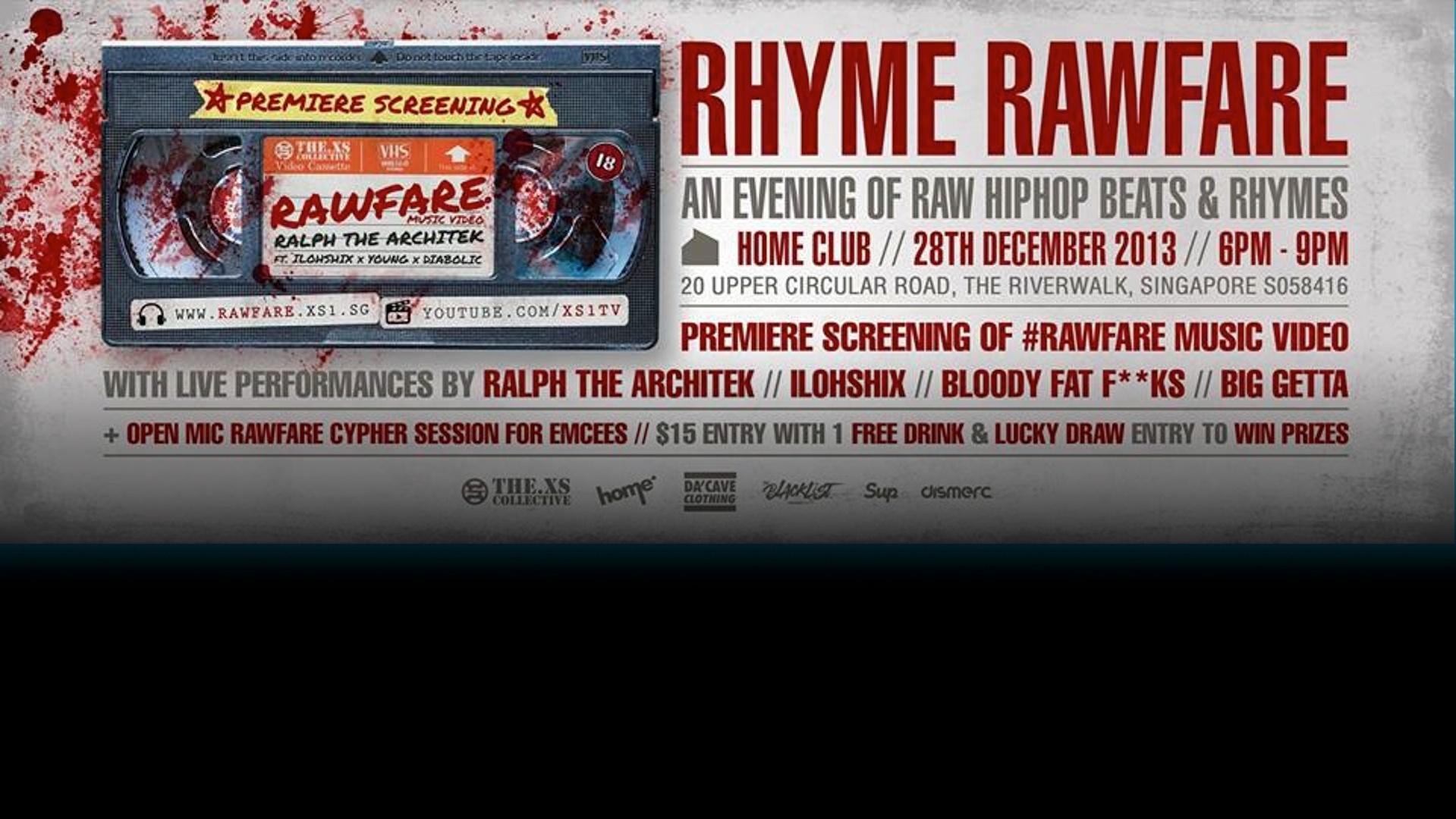Rhyme Rawfare