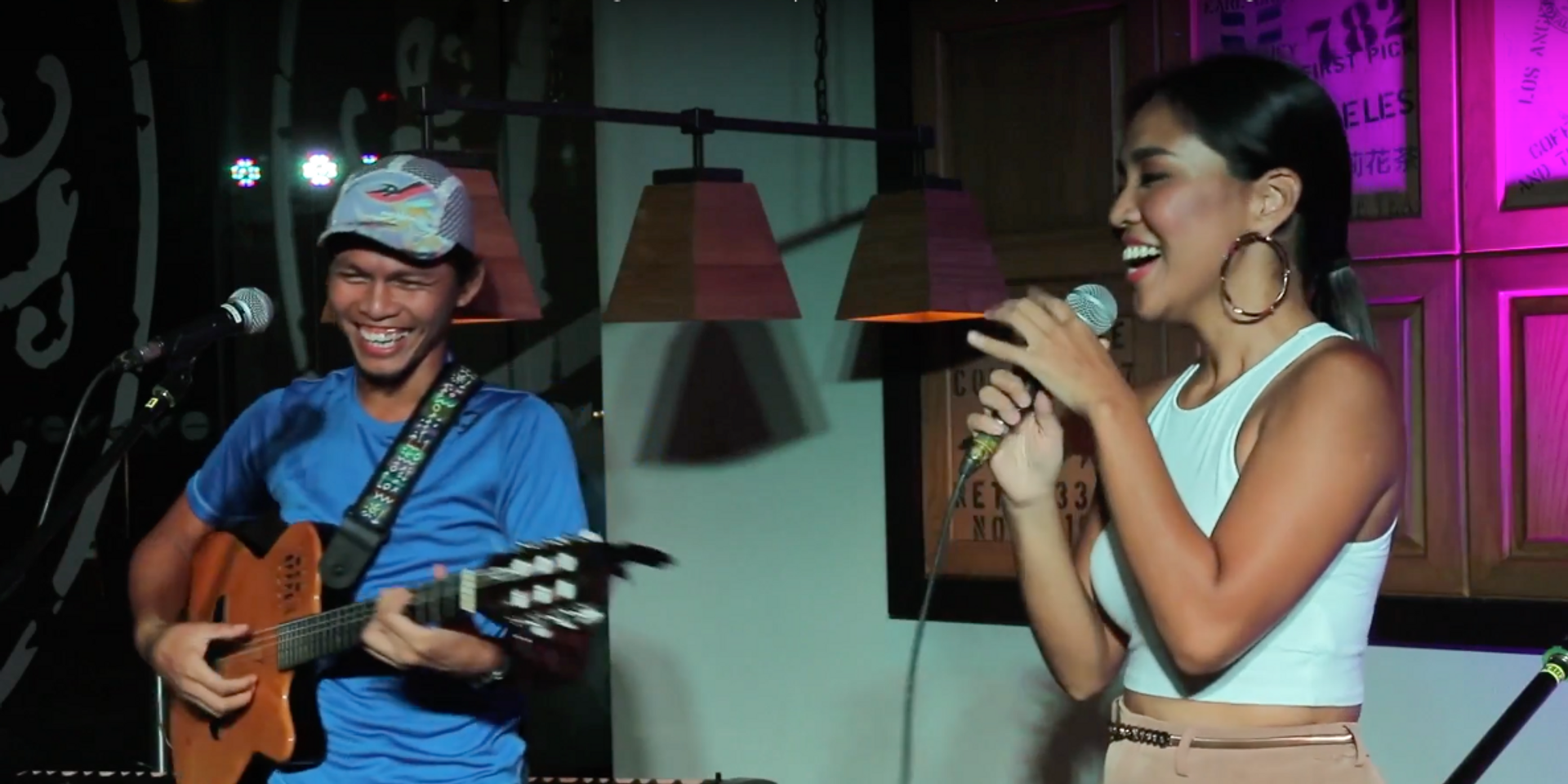 Bullet Dumas and Aicelle Santos take on the Eraserheads classic Ang Huling El Bimbo – watch