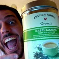 Green Tea Jasmine from Archer Farms