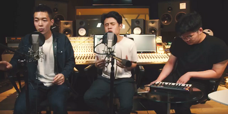 WATCH: Dharni and Gentle Bones team-up for this special beatboxed version of 'Geniuses & Thieves'
