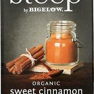 Organic Sweet Cinnamon from steep by Bigelow