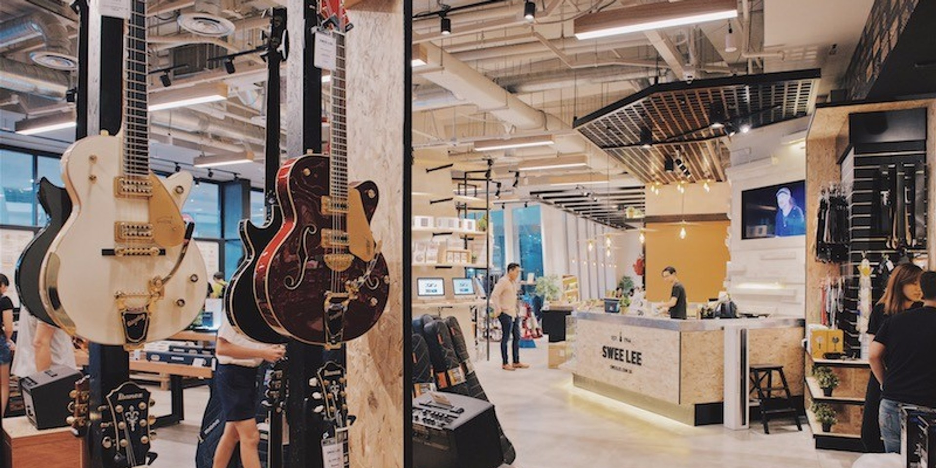 Swee Lee launches new flagship store at The Star Vista