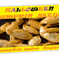 Halloween Pumpkin Seeds from Custom-Adagio Teas