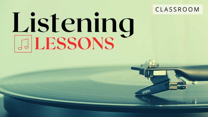 Listening Lessons