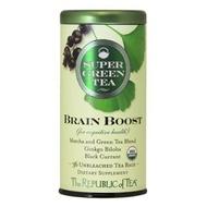 Organic Brain Boost SuperGreen Tea from The Republic of Tea