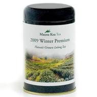 Organic Premium Oolong Tea from Mauna Kea Tea