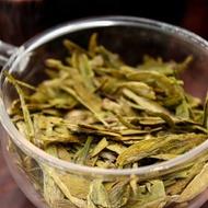 Mrs. Li's 1st Picking Shi Feng Dragonwell from Verdant Tea
