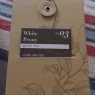 White Peony from Whittard of Chelsea