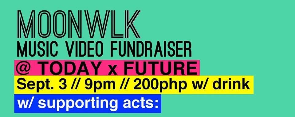 Moonwlk Music Video Fundraiser