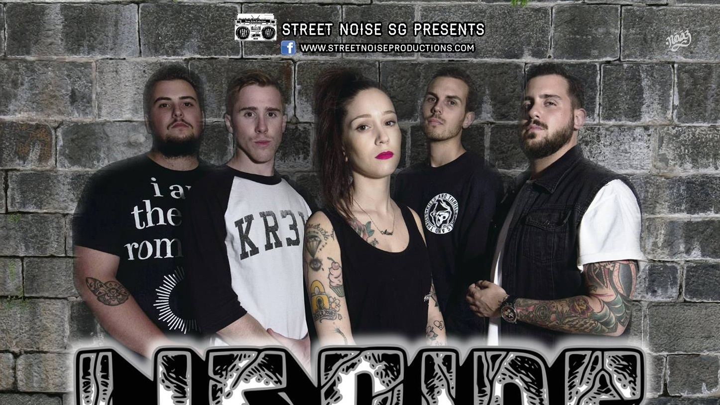 """WE RIDE (ESP) Live in Singapore & Punk Theatre """"TAKING THE SUBS"""""""