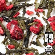Organic Raspberry Green Tea from Arbor Teas