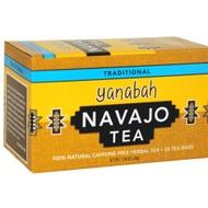 Navajo Tea from Yanabah Tea