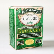 Strawberry Rose Green Tea from St. Dalfour