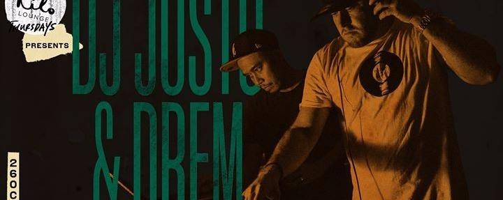 Kilo Lounge Thursdays with DJ Justo & Drem (Matteblacc)