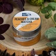 Peaches & Cream Matcha from Bird & Blend Tea Co.