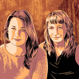 Hannah Kent & Rebecca Starford