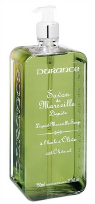 Marseille serie Flytende såpe Verbena