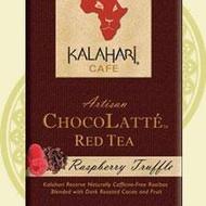 Raspberry Truffle Chocolatte Red Tea from Kalahari Tea