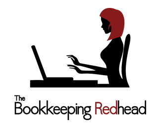 The Bookkeeping Redhead