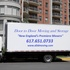Door to Door Moving and Storage | Weston MA Movers